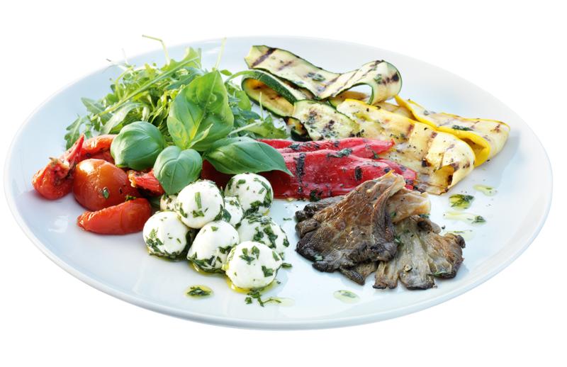 Triple Plate Lunch
