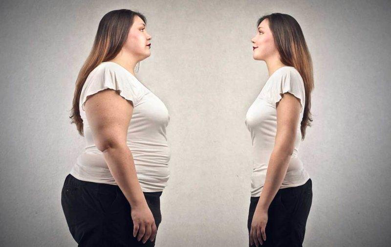 Snel gewichtsverlies zonder dieet