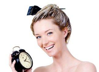 Haarverven tijdens de menstruatie