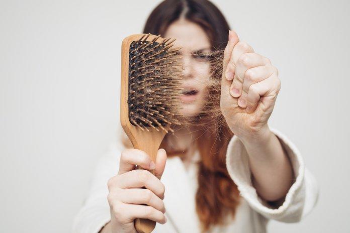 Zelfgemaakte haarverliesmaskers