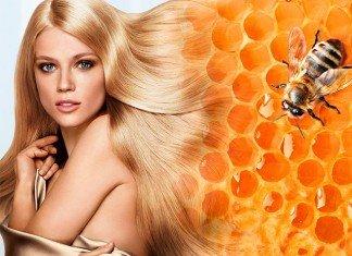 Effectieve haarmaskers met honing
