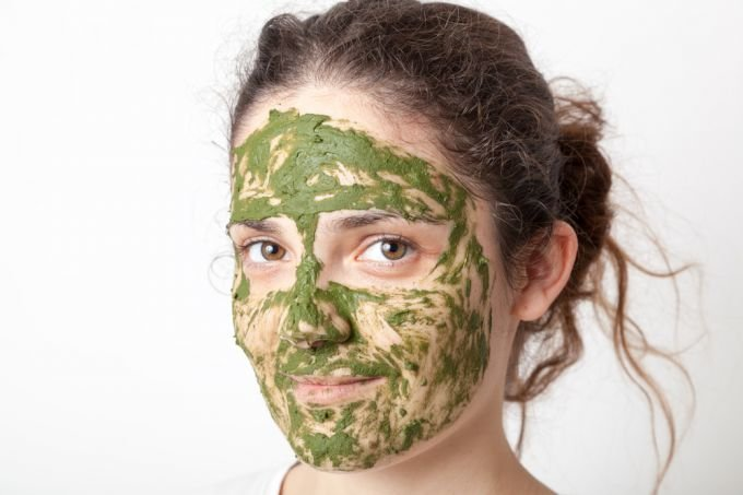 Acne maskers