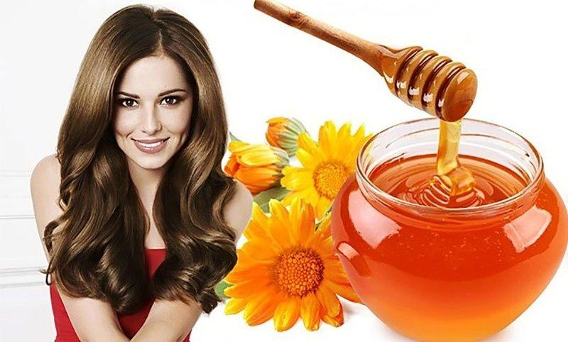 Honing in de samenstelling van haarmaskers heeft een positief effect op hen