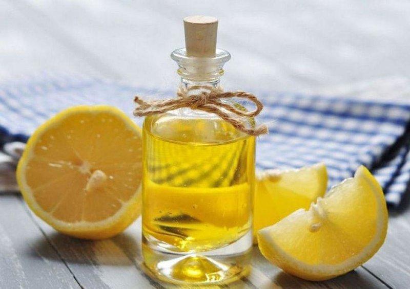 Klisolie en citroen