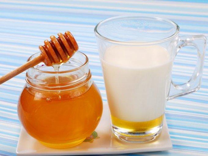 Kefir met honing