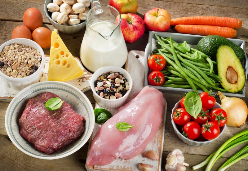 De voedingsregels na afvallen