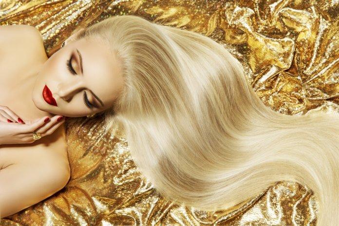 Maskers voor haarglans en zachtheid