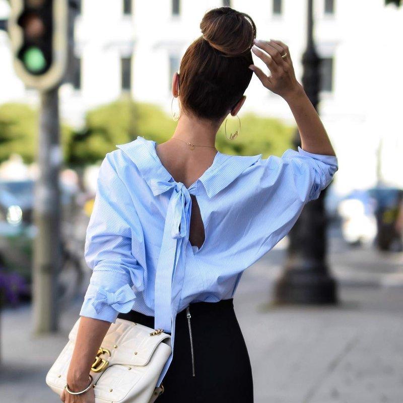 Išgalvoti pavasariniai marškiniai