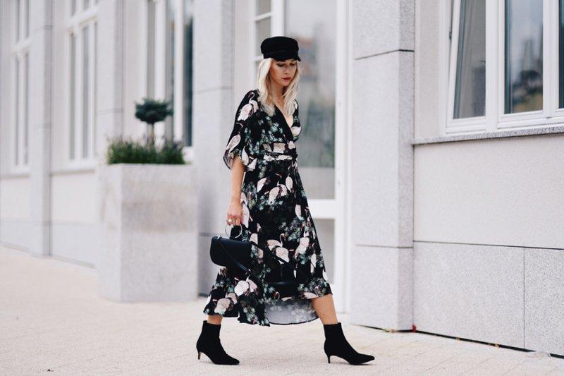 Madingos suknelės pavasariui
