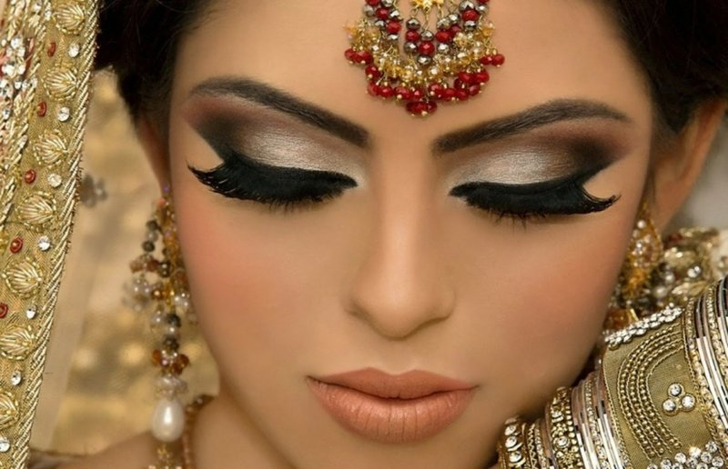 Oosterse make-up