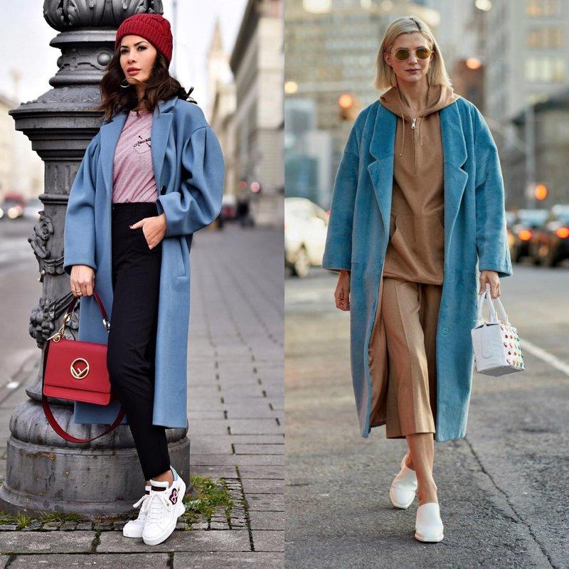 Madingi per dideli paltai