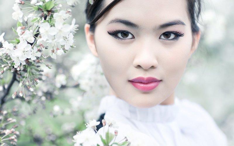 Japanse make-up