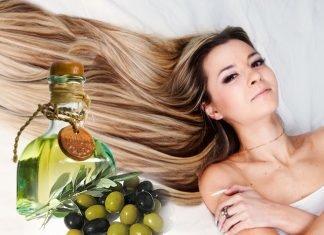 Haarmasker met olijfolie