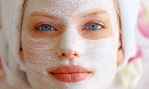 Masque d'amidon et de protéines