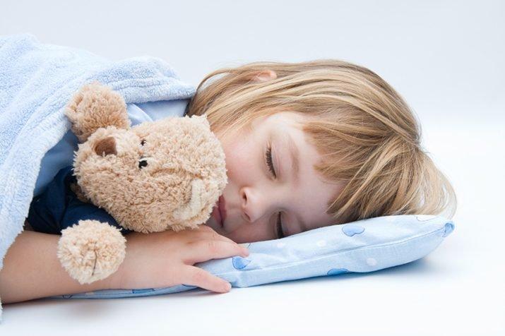 Kaip priversti 5 metų vaiką miegoti?