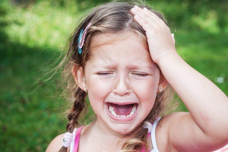 Vaikų psichologinės traumos