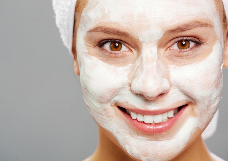 Dampende gezichtsmasker