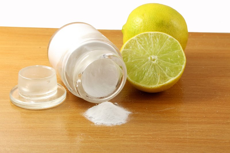 Frisdrank en citroen