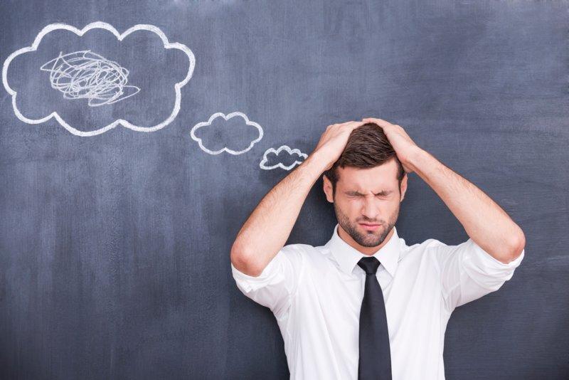Psichologiniai metodai atsikratyti obsesinių minčių