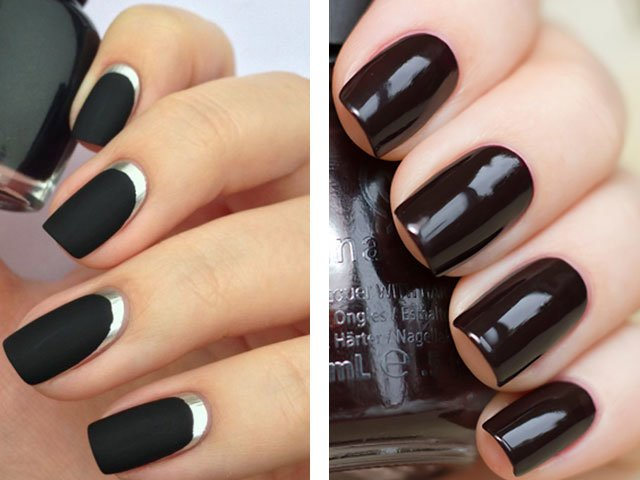 Quelle couleur de vernis à ongles est maintenant à la mode (2018)