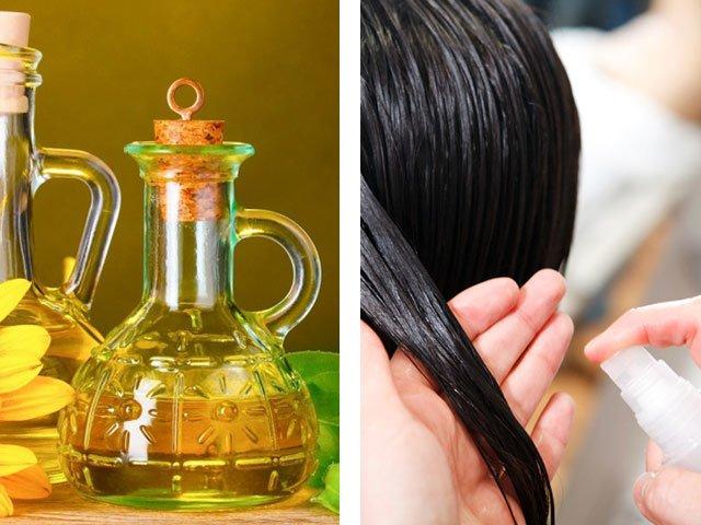 Beste lijst met haaroliën en tips voor gebruik