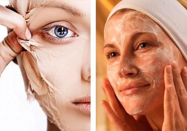 Verstevigende gezichtsmaskers thuis