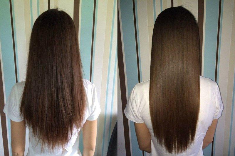 Utilisation régulière de poivron rouge pour les cheveux