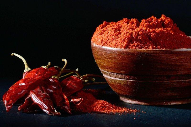 Les avantages du poivron rouge pour les cheveux