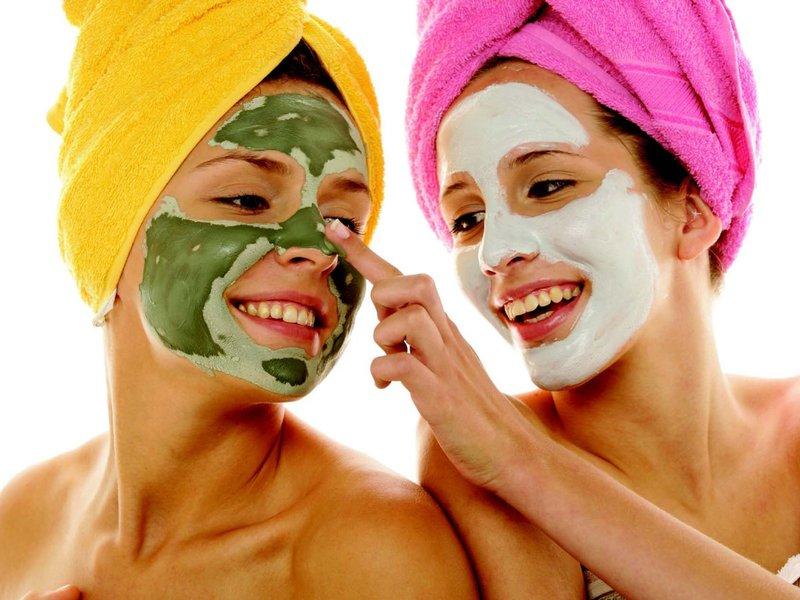 Gezichtsmaskers voor een vette huid