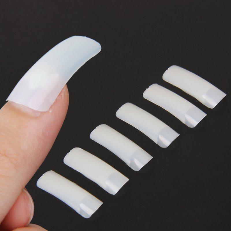 Bouts d'ongle de gel