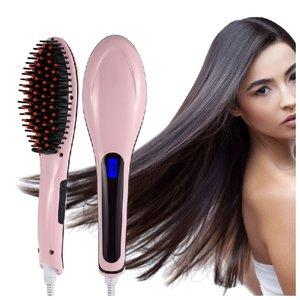 Greitas plaukų tiesintuvas