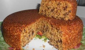 Kukurūzų grilio pyragas