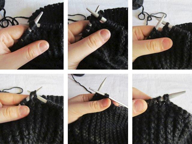 Comment tricoter un snood avec des aiguilles à tricoter: pour les débutants, des régimes avec une description