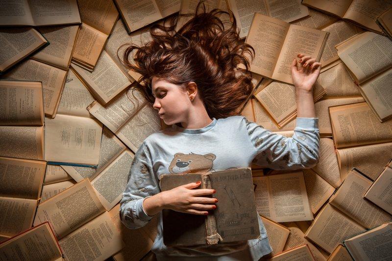 Knygos įvaizdis sapne