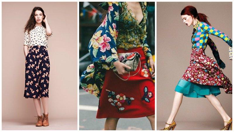 Prints in kleding 2019