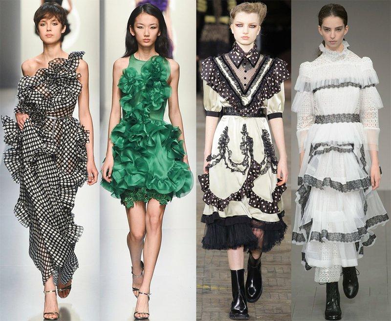 Modieuze Victoriaanse jurken