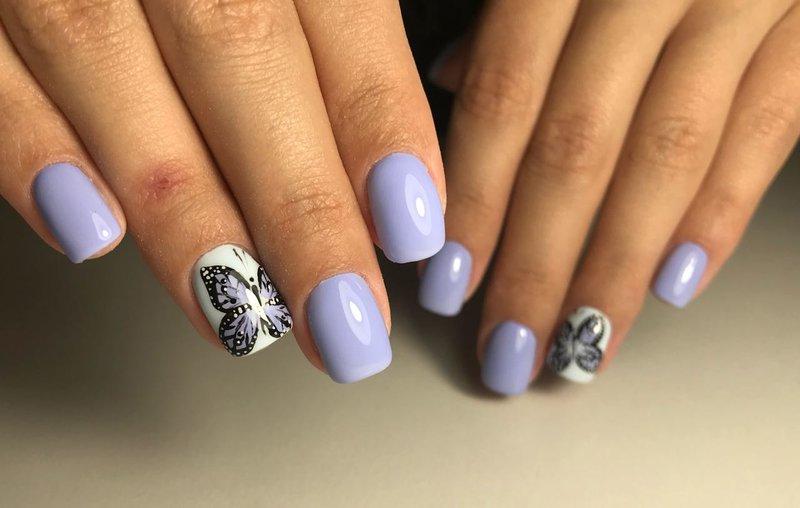 April manicure