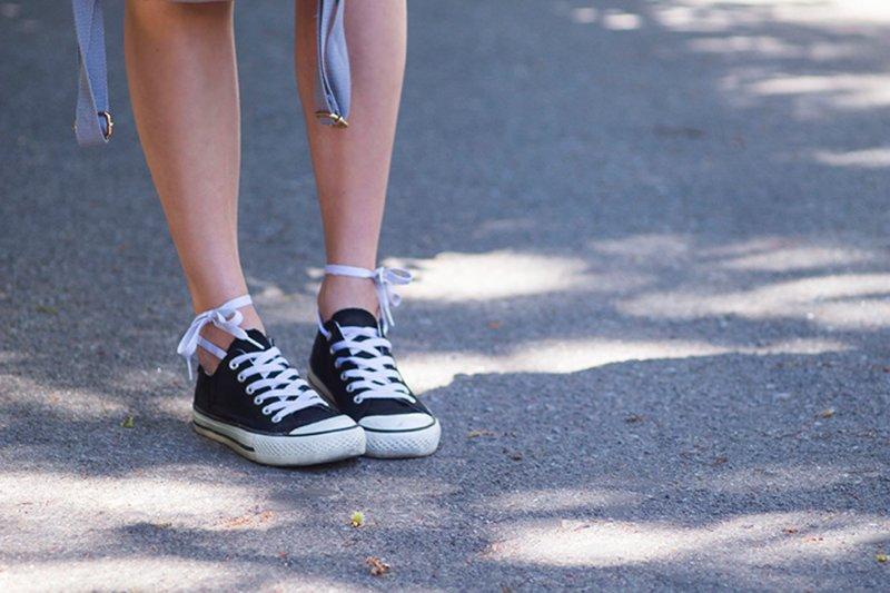 Schoenveters in de mode 2019