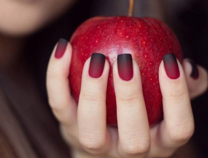 Manicure voor november