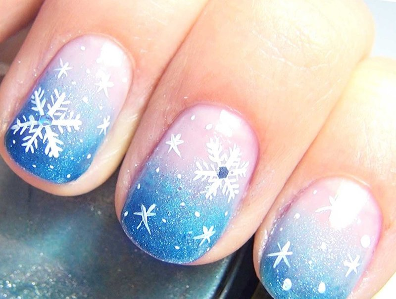 Nagels knippen in december