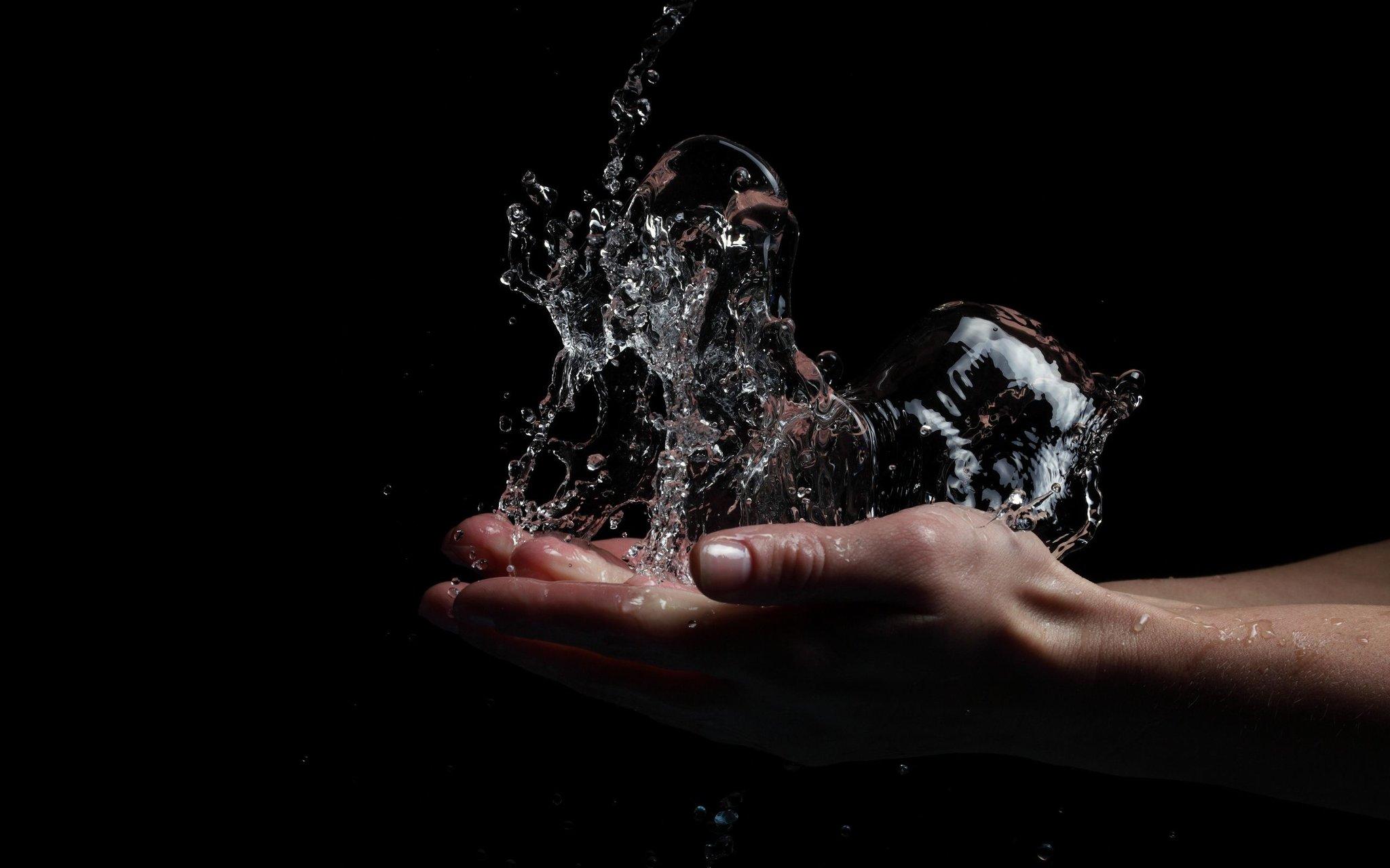Herhalingen van waterspreuken