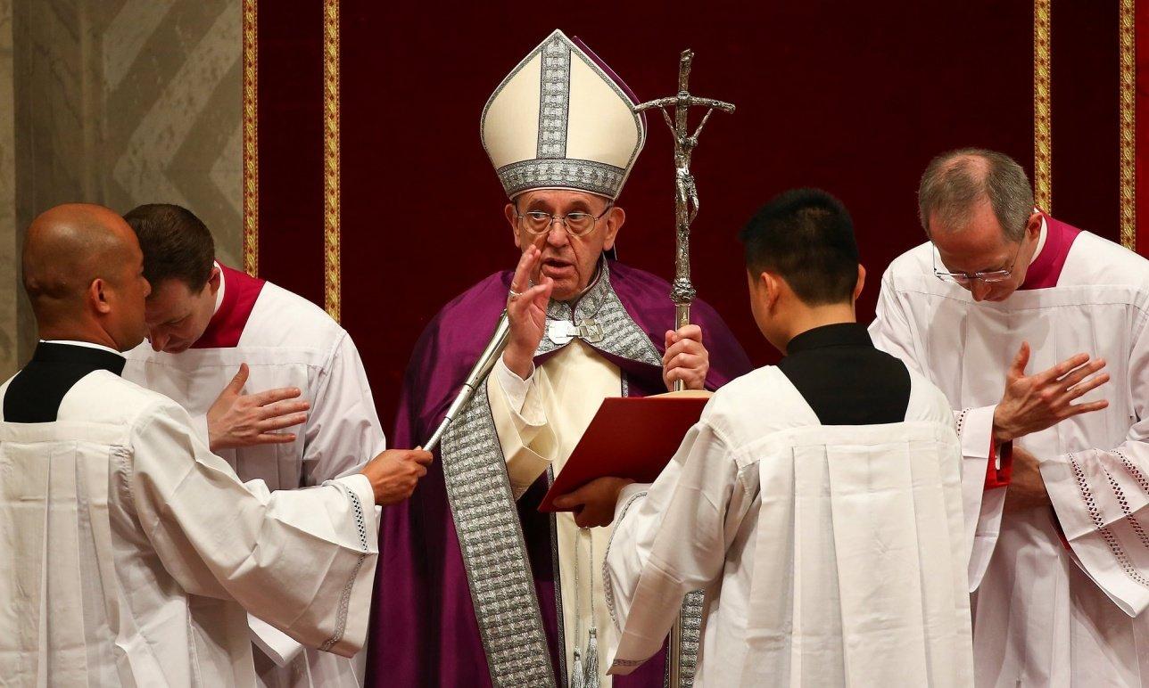 Katholieken exorcisme
