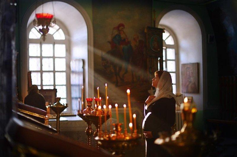 Orthodoxe gebeden tijdens de zwangerschap