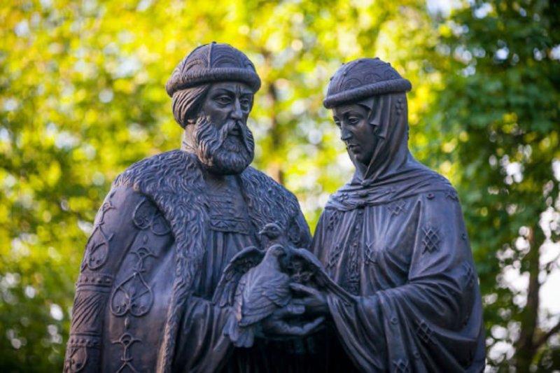 Gebed tot Petrus en Fevronia