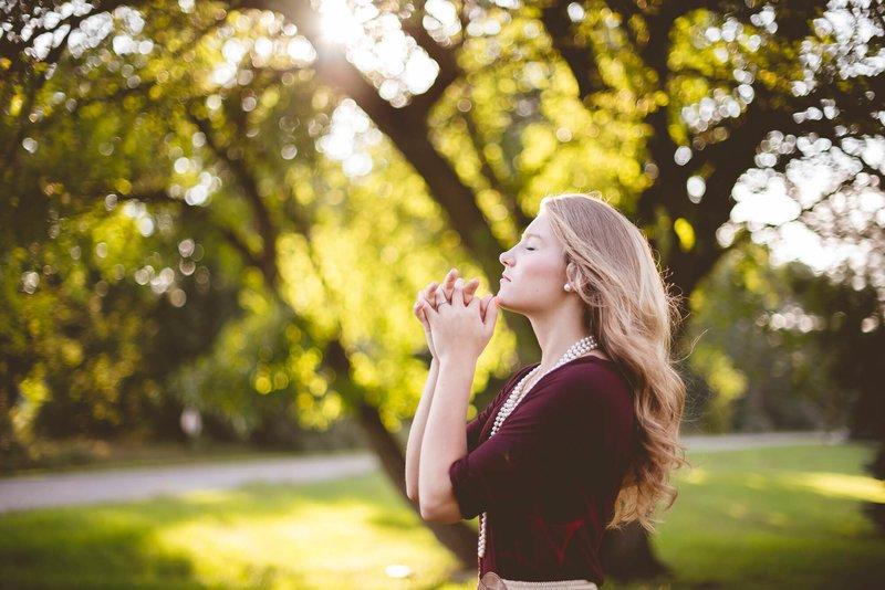 Gebed voor eenzaamheid