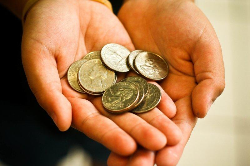 Hoe je op straat geld kunt vinden: spell