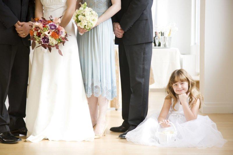 Samenzweringen om te trouwen na een scheiding
