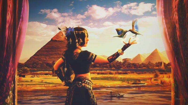 Egyptische spreuken