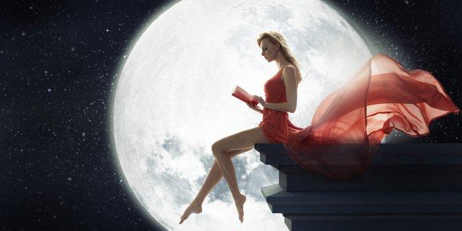 Wat doen de samenzweringen bij volle maan?