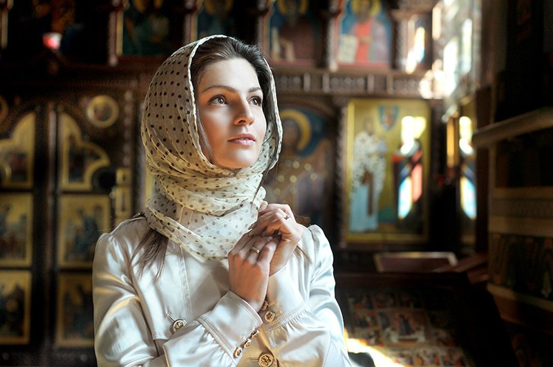 Gebed Matrone van Moskou